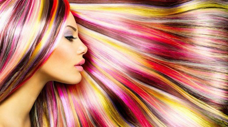 انواع مو و نگهداری مو