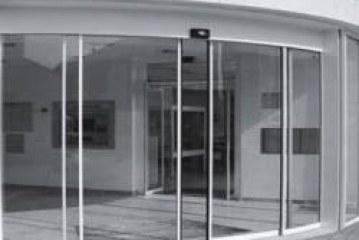 عرضه کننده دربهای شیشه ای اتوماتیک (فروش به همکار)