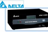 استابلایزر و تـبیت کننده برق و ترانس اتومتتیک مدل STB-11-5000 برند دلتا