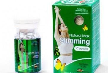 کپسول لاغری نچرال مکس اسلیمینگ سبز Natural Max Slimming Green