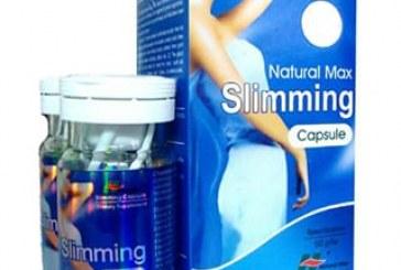 کپسول لاغری نچرال مکس اسلیمینگ آبی Natural Max Slimming Blue