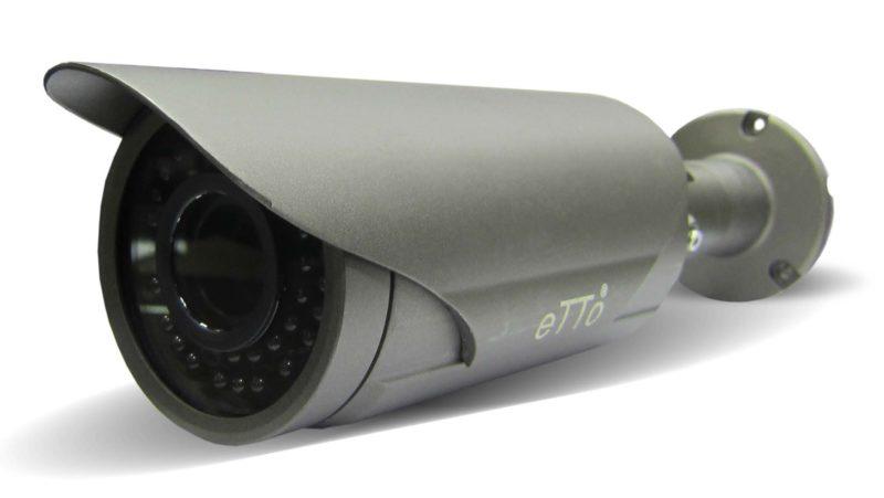 فروش کلیه سیستم های نظارتی شامل دوربین و دستگاه های AHD ETTO