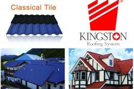 سقف های سنگریزه ای، پوشش سقفهای شیبدار، تایل های سنگدانه ای ، ورق پرچین