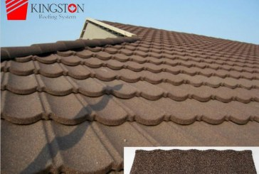 انواع پوشش سقف شیبدار، طرح کینگستون، سقف شیبدار کینگستون، ورق کینگستون