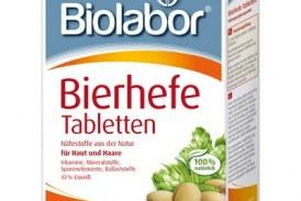 قرص چاق کننده و تقویت کننده عمومی بدن آلمانی Biolabor Bierhefe