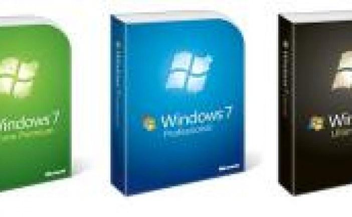 فروش لایسنس اورجینال ویندوز ۷ و ۸.۱