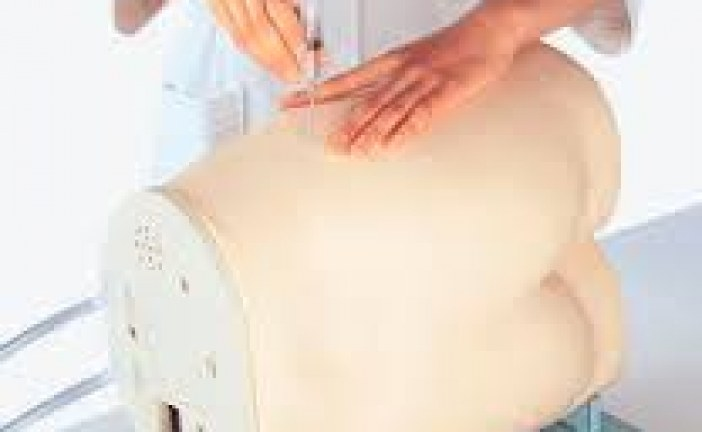 مولاژ اپیدرمی تزریق عضلانی