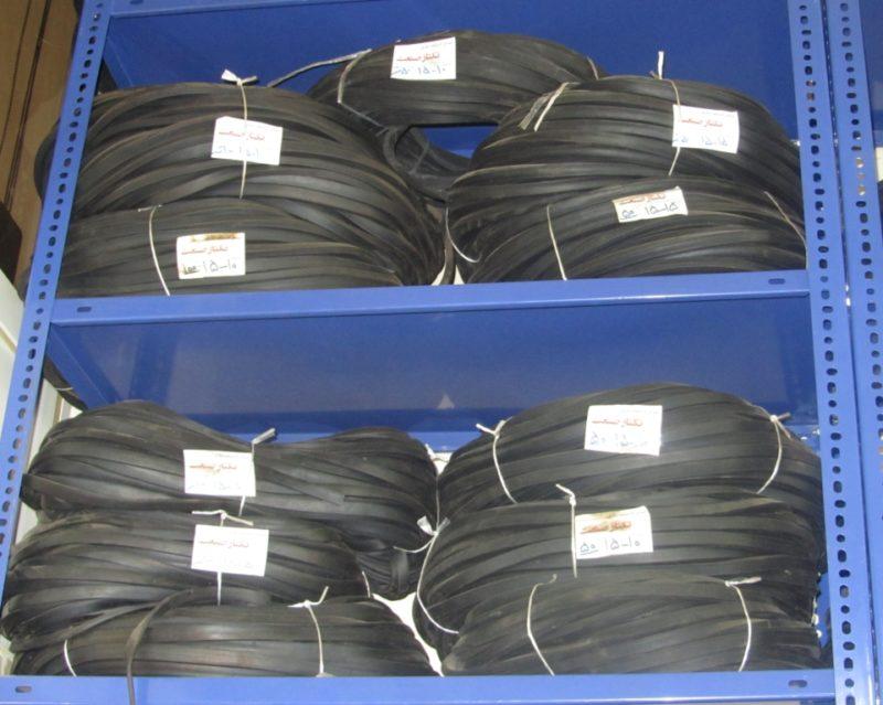نوار آببندی ، نوار درزبندی ، لاستیکی ، اسفنجی ، پروفیل ، نوار فرم دار ، لاستیک سازی تکتاز صنعت