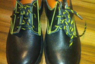 تولید و توزیع انواع کفش کار و پوتین ایمنی