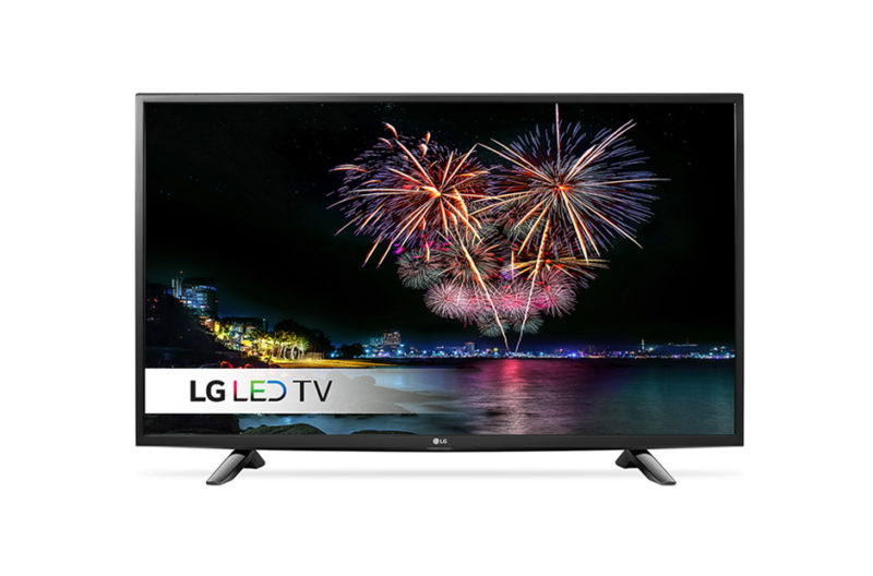 تلویزیون ال ای دی ال جی LG 43LH510V