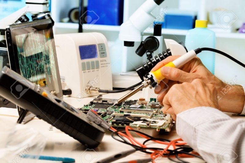 تعمیر دستگاههای آزمایشگاهی-تعمیرات