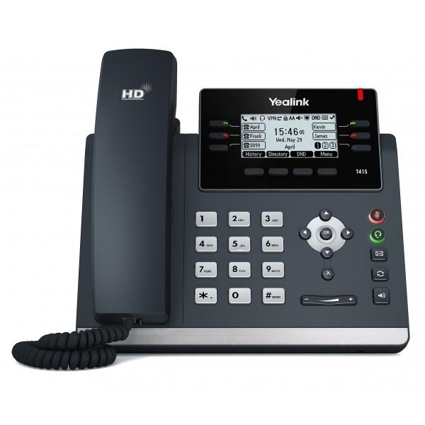 فروش ویژه تلفن تحت شبکه T41S یالینک
