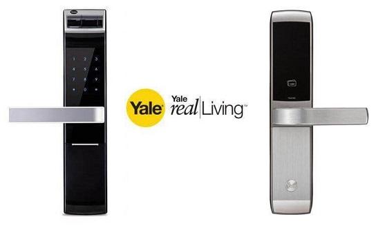دستگیره هوشمند و قفل دیجیتال Yale