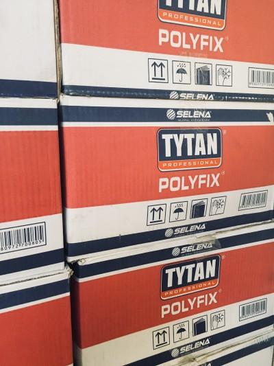 فروش ویژه چسب ۱.۲.۳ و سیلیکون تایتان و  ویتو