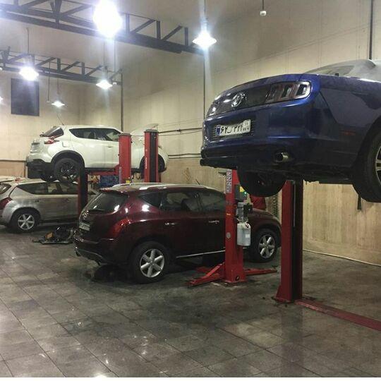 تعمیرات تخصصی انواع جک خودرو