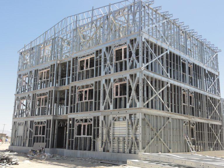 مجری سازه ال اس اف Lsf در ایران
