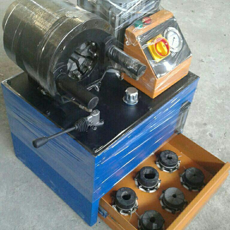 تولید دستگاه پرس شیلنگ فشار قوی