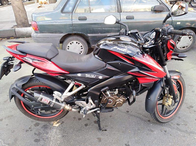 موتور Ns 150 مدل 95