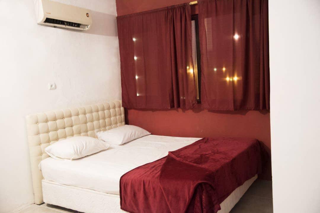 هتل آپارتمان لاچین
