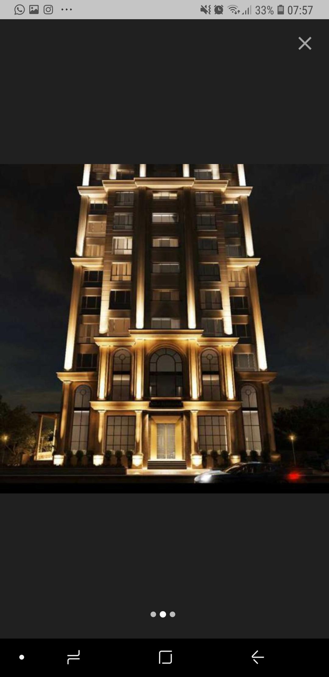 پیش فروش ۲۷۰ متری لاکچری در برج لوگس پارلمان در چیتگر