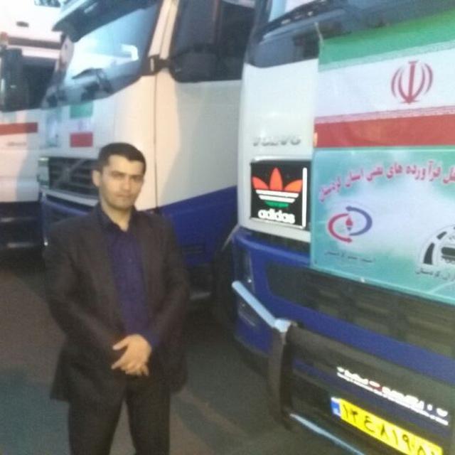 شرکت حمل و نقل فراورده های نفتی آبیدر سبز کردستان