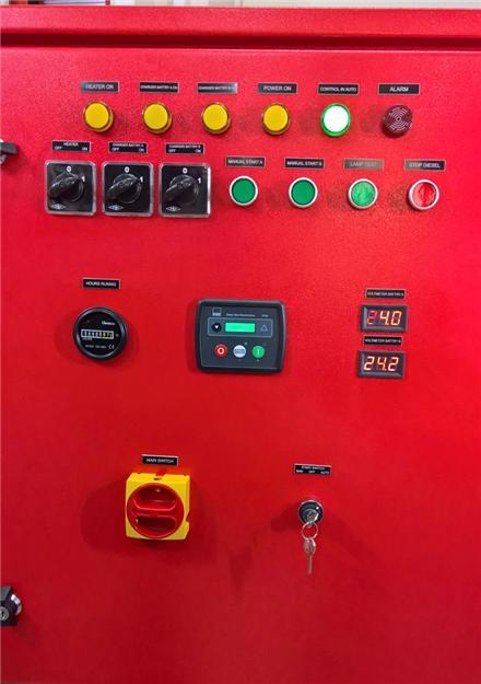 تولید و فروش بوستر پمپ کنترلر Booster Pump Controller