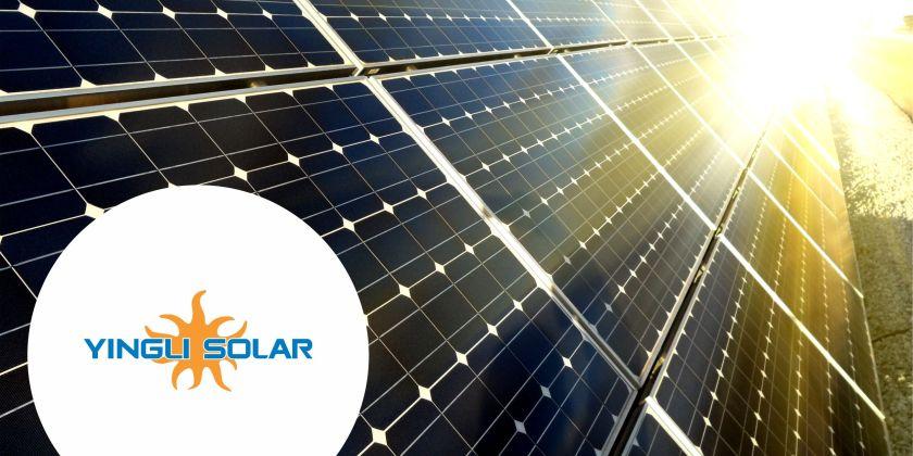 پنل خورشیدی Yingli یینگلی با کد تایید اصالت, گرید A