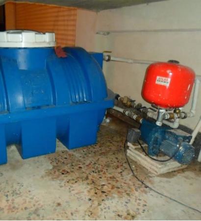 تاسیسات آب و پمپ و شیرآلات و نصب ماشین