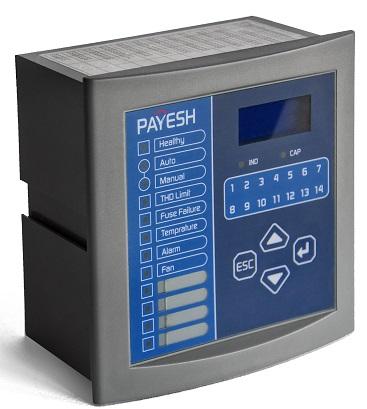 رگولاتور بانک خازنی پایش Payesh