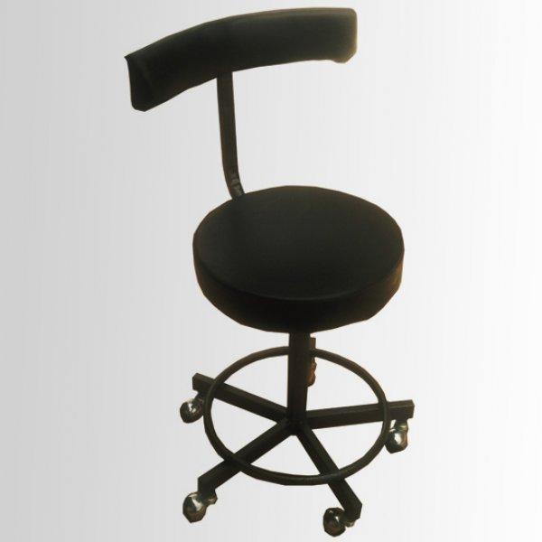 صندلی تابوره آزمایشگاهی
