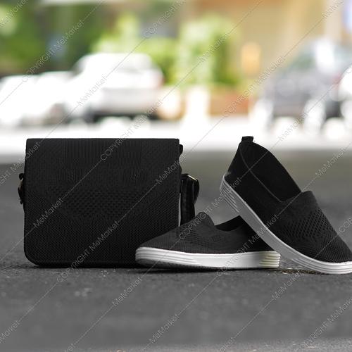 کیف و کفش ست دخترانه مدل Raha