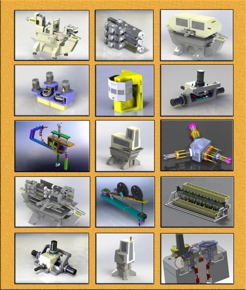 اتوماسیون صنعتی و ساخت دستگاههای اتوماتیک سفارشی