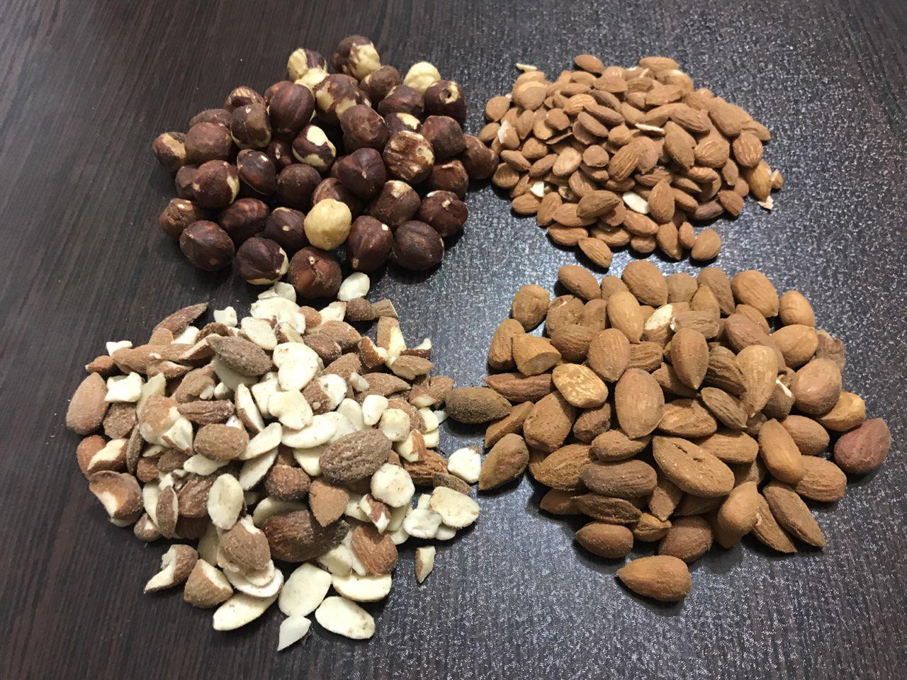 فروش دانه های روغنی – قیمت دانه های روغنی و مغزهای خوراکی و