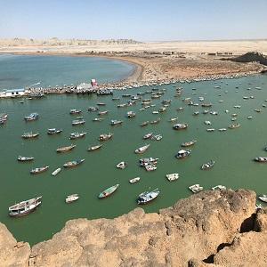 تور چابهار درک تا خلیج گواتر و ارگ بم بهمن 98 قطار و Vip 25