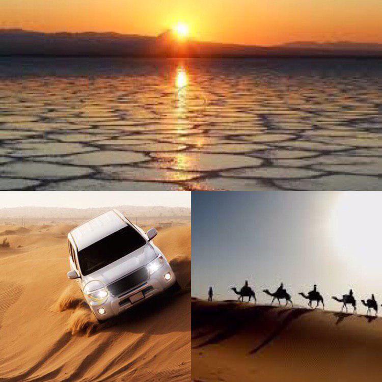 تور رویایی کویر مصر