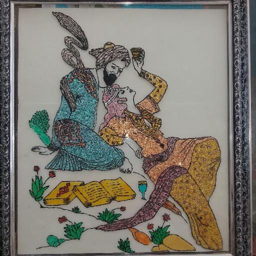 تابلونقاشی ویترای