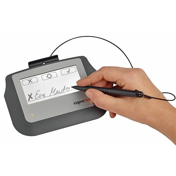 قیمت و خرید پد امضای دیجیتال سیگنوتک Signotec Sigma