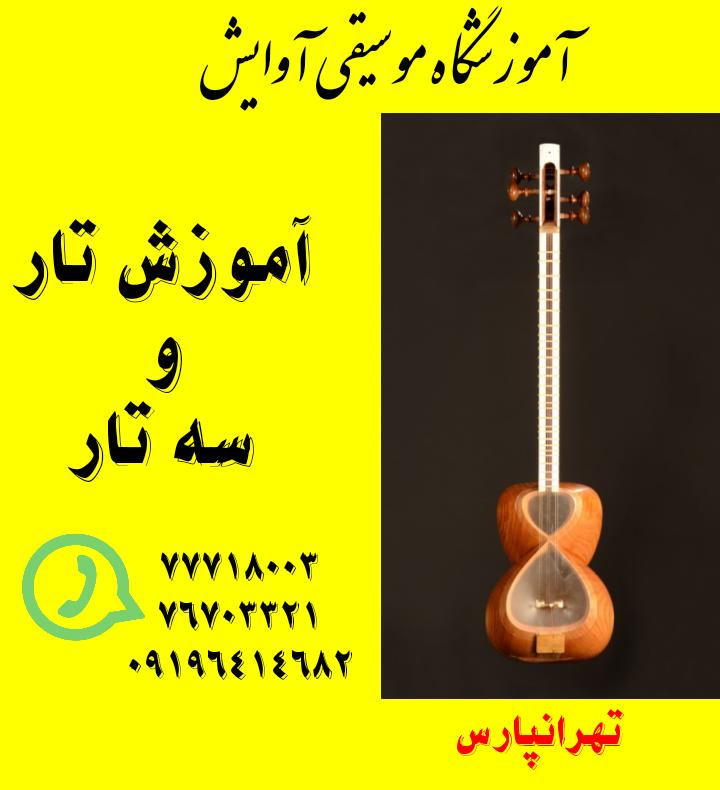 آموزش تخصصی تار و سه تار در تهرانپارس