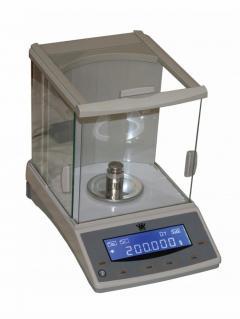 ترازوی آزمایشگاهی دقت 0.0001g مدل Kf