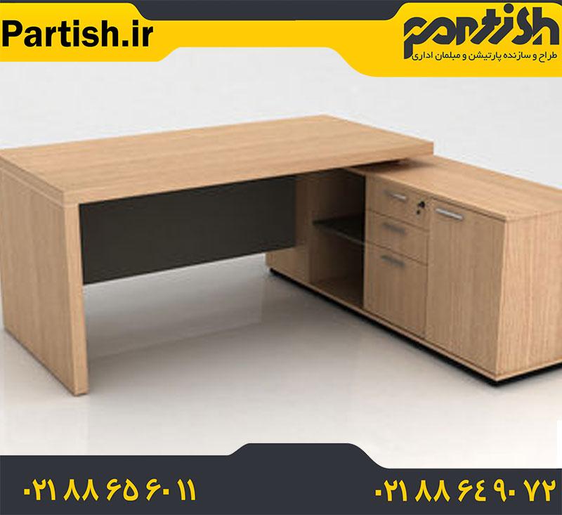 میز مدریت Mdf با طراحی خاص و منحصر به فرد