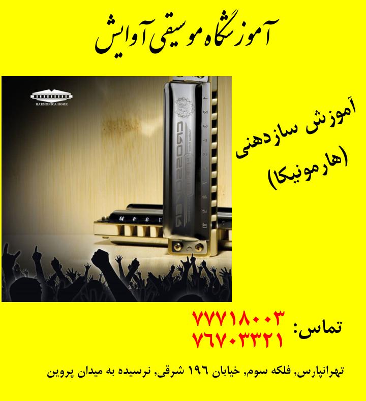آموزش سازدهنی در تهرانپارس