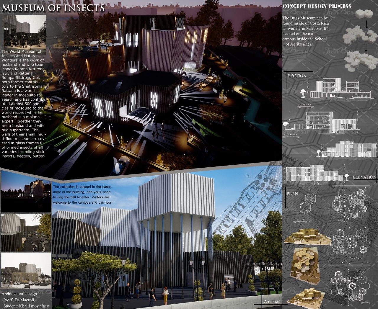 طراحی دکوراسیون داخلی و پلان