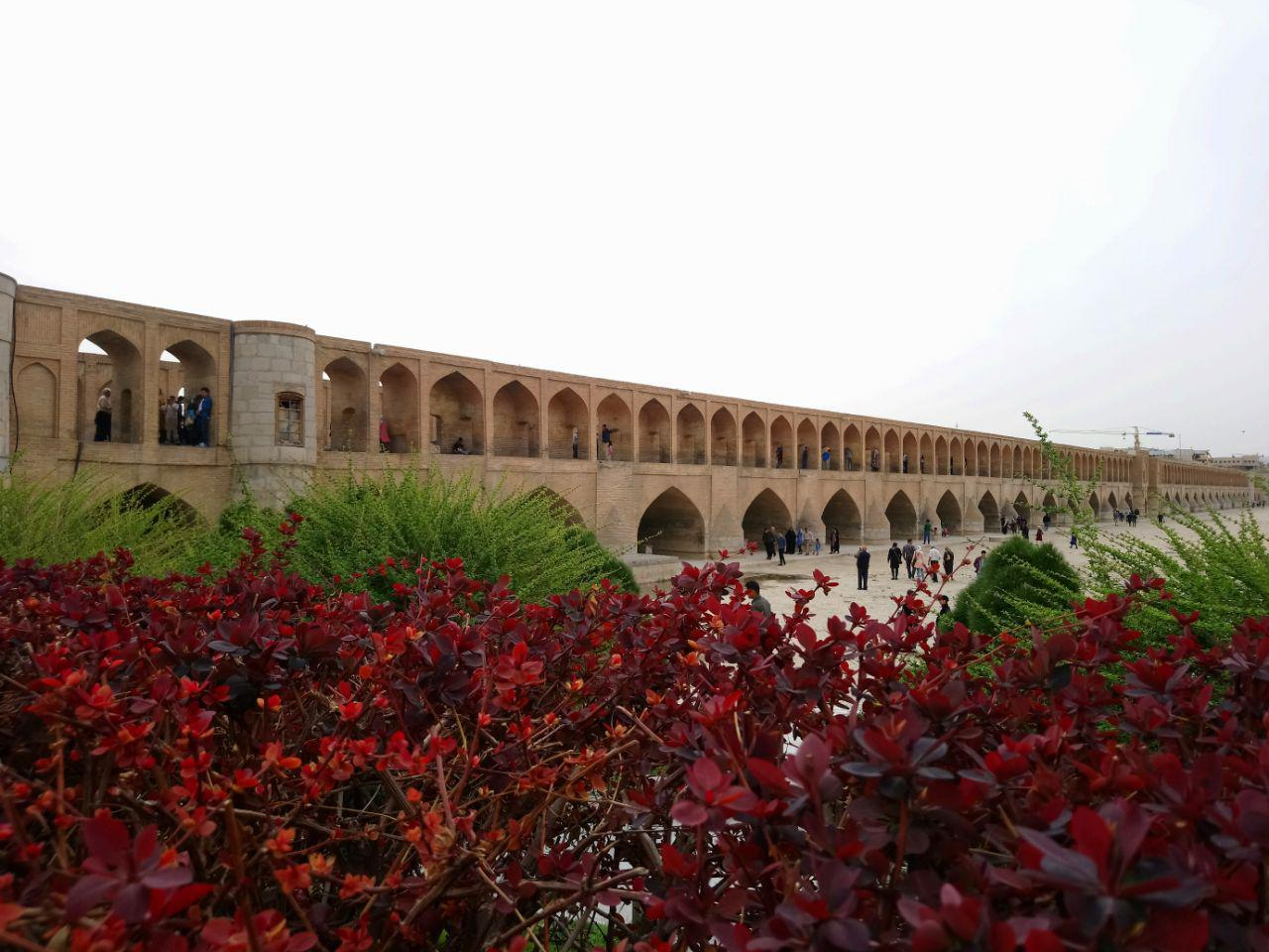 تور اصفهان سفری به نصف جهان نوروز 99
