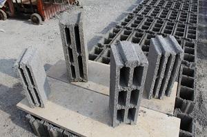 تولید و فروش انواع بلوک سبک،بلوک ته بسته سنگین،آجر پوکه ای و
