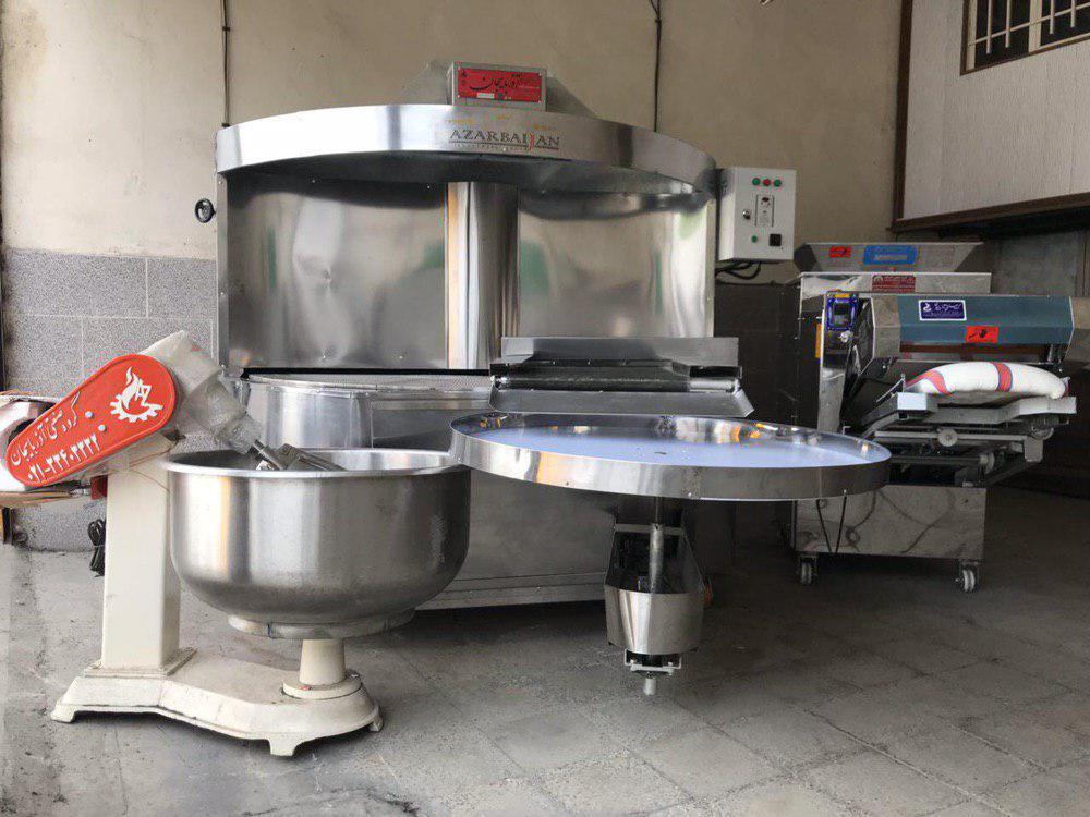 تجهیزات نانوایی آذربایجان