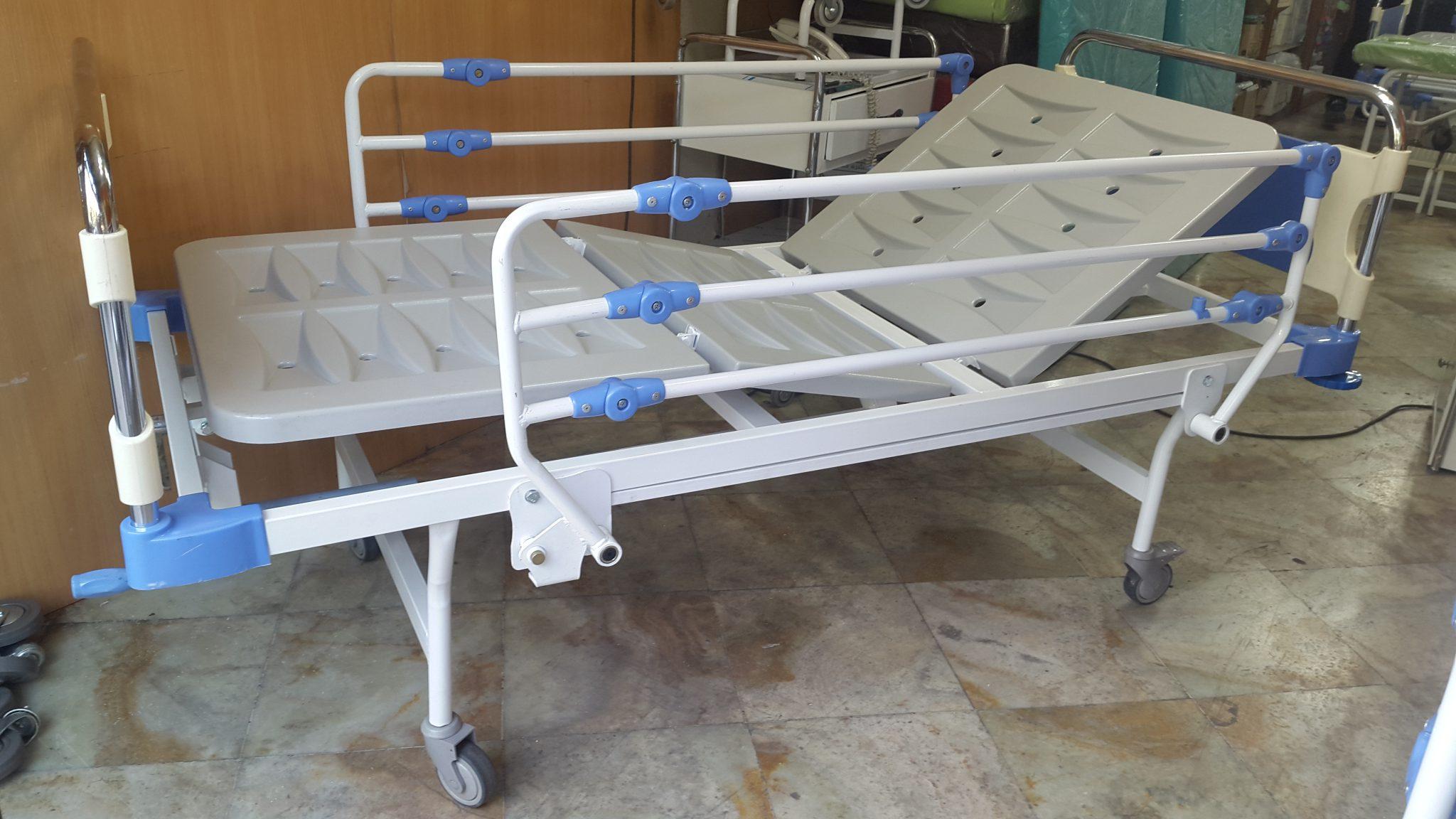 تخت بیمارستانی | تخت معاینه