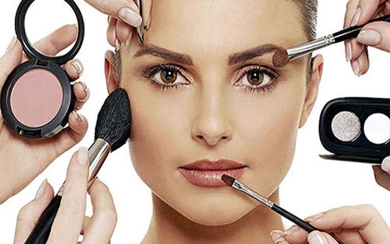 آگهی محصولات زیبایی