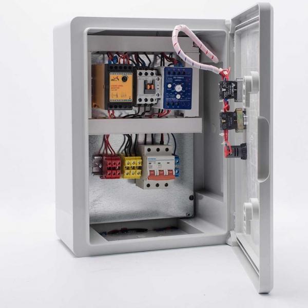 ساخت انواع تابلوهای برق صنعتی و اتوماسیون صنعتی در آذربایجان