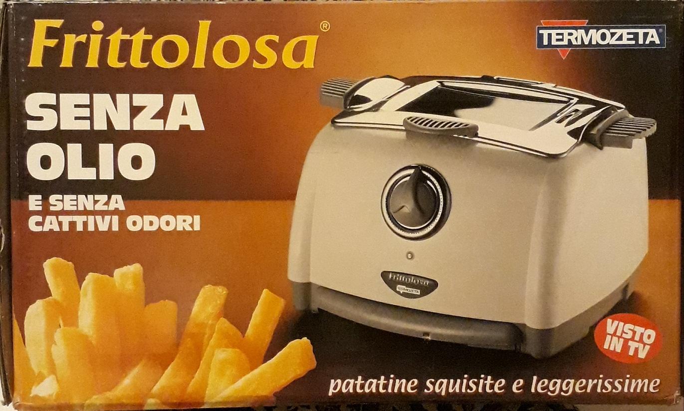 سرخکن سرخ کن بدون روغن ایتالیا فریتولوزا