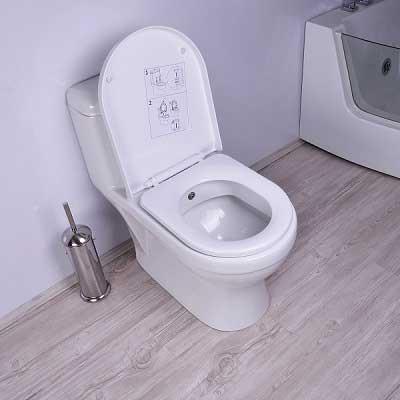 فروش انواع توالت فرنگی زمینی و وال هنگ – بازرگانی شریعتی